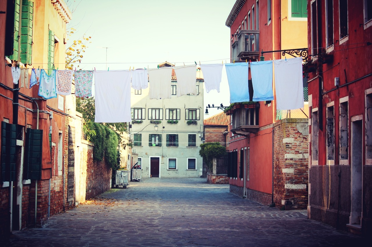 Street View Downtown Italy